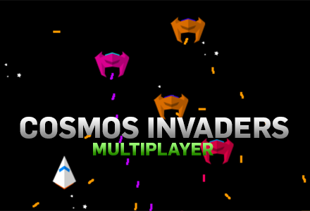 Cosmos Invaders Multiplayer
